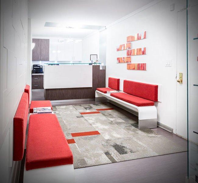 Sutton Place Dental Office: Front Desk