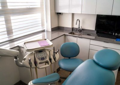 Interior Of Dental Room